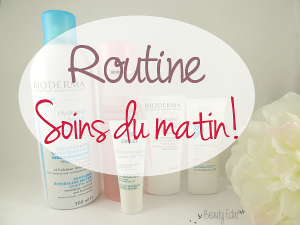 revue avis test routine soins bioderma by terry nuxe