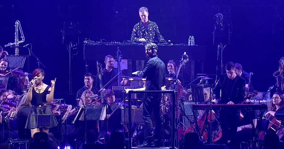 Watch pete tong performing at the o2 for ibiza classics for Jules buckley heritage orchestra