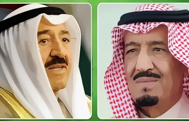الكويت-السعودية