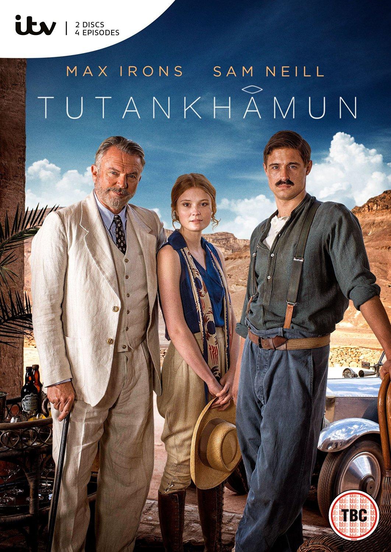 serieS de tv Tutankamón Miniserie estreno españa