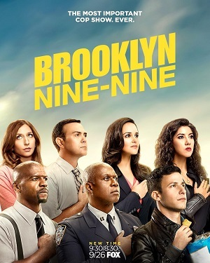 Brooklyn Nine-Nine - 5ª Temporada Séries Torrent Download capa