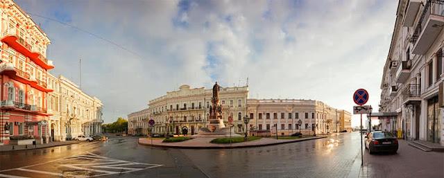 Odessa Uçak Bileti