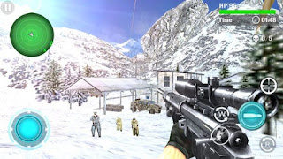 Mountain Sniper Shooting Apk v1.3 (Mod Money)