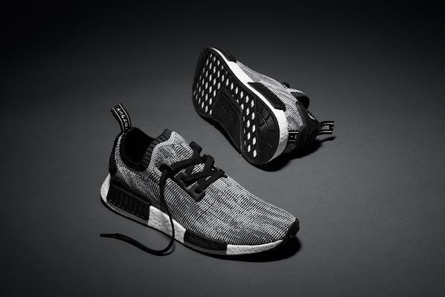 NMD adidas Originals em malha primeknit