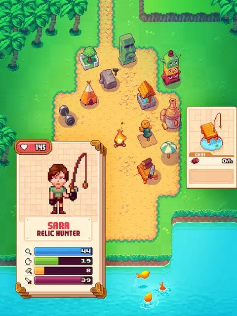Tinker Island Hack Apk