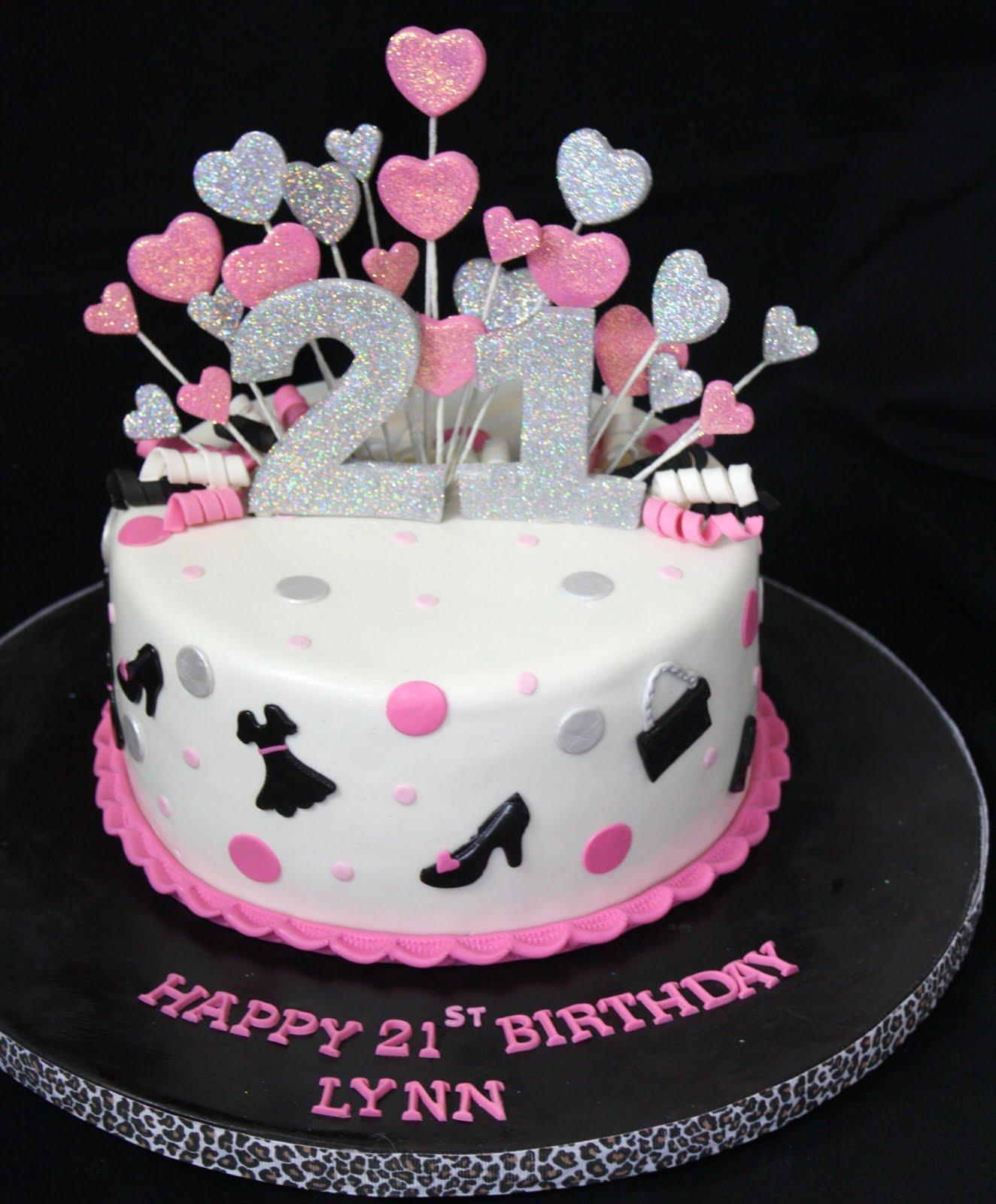 Happy Birthday Wish Red Velvet Cake Sparkle