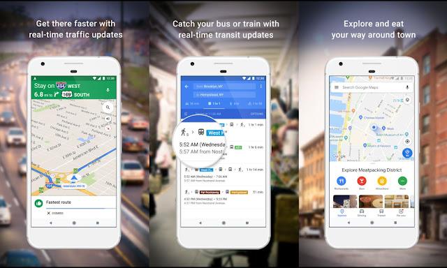 5 Aplikasi Traveling Terbaik Untuk Pengguna Android