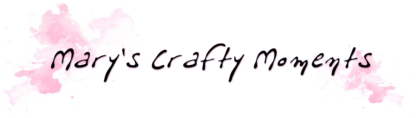 Mary's Crafty Moments