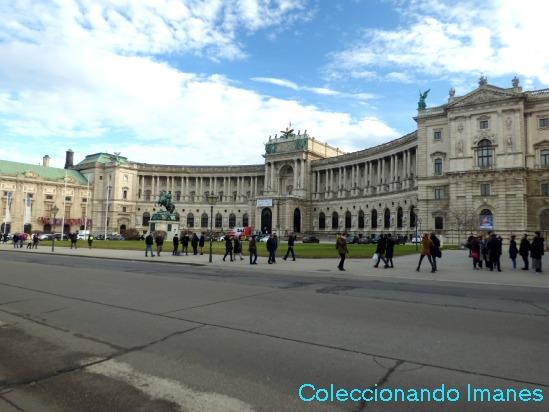 Palacio de Hofburg - Viena