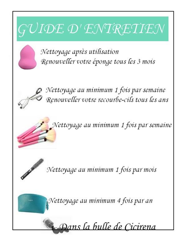 blog beauté