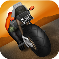 Game Android Highway Rider Motorcycle Racer Hack Full Tiền