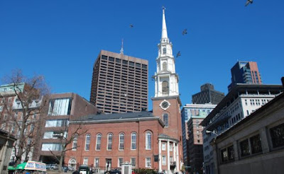 Boston's Park Street Church