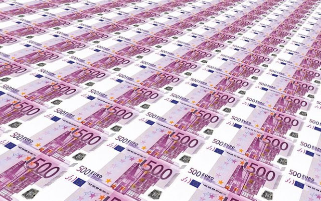Евро в офшорах