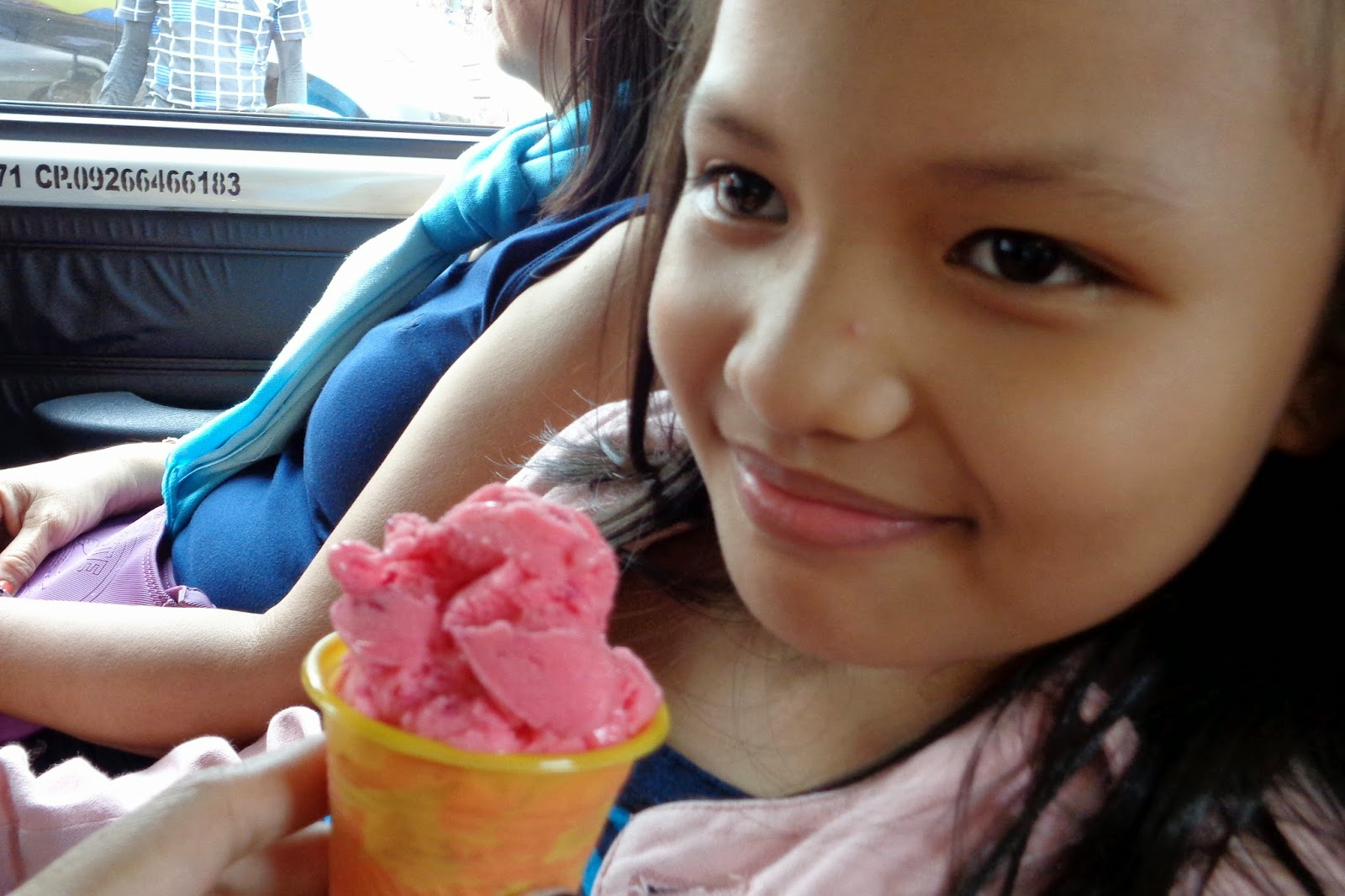 Strawberry Ice Cream, Baguio