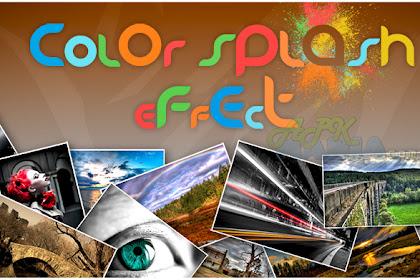 Colour Splash Effect Pro V3.2.7 Apk