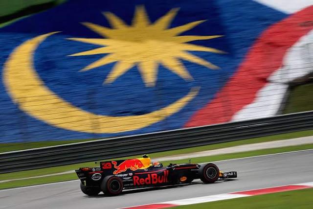 perlumbaan terakhir F1 malaysia