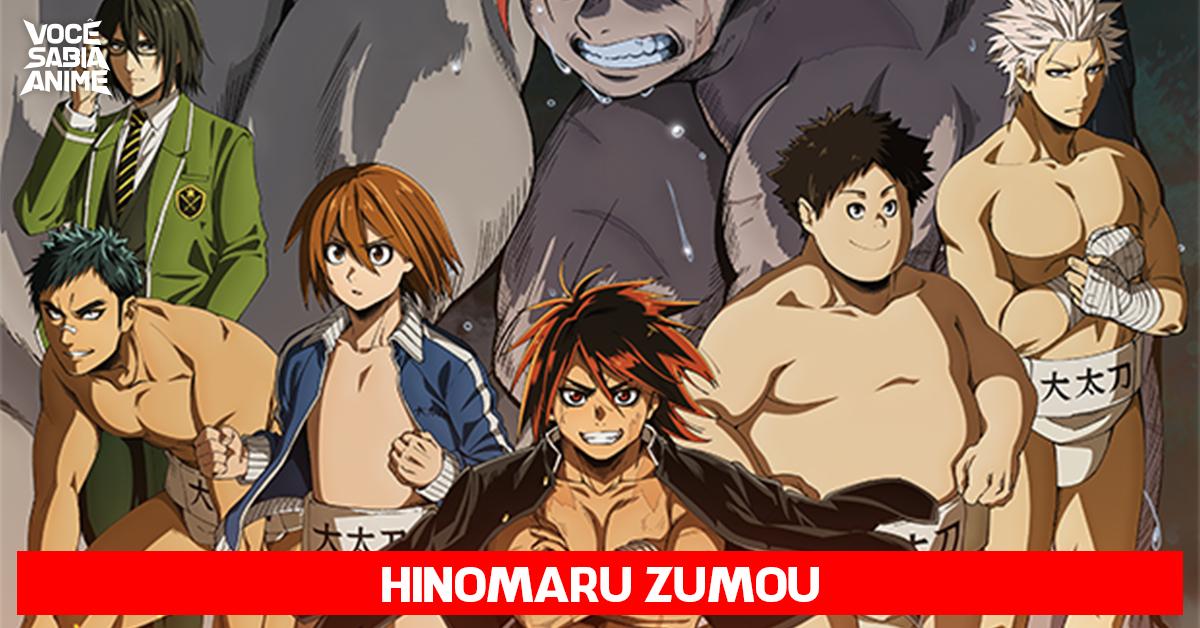 Hinomaru Zumou - mais detalhes revelados