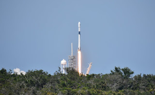SpaceX Falcon 9 Rocket Launch For Bangladesh's First Communication Satellite Bangabandhu 1 - Rocket Spotter Images.