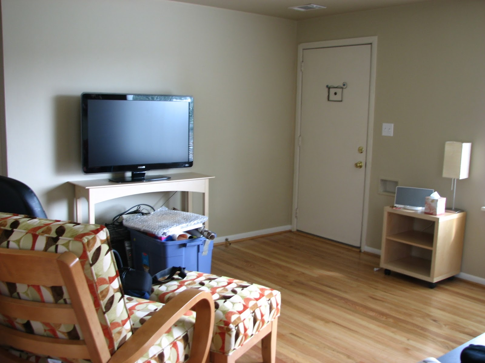 Growing Sound Roots: Boring Living Room to Bright Airy and ...