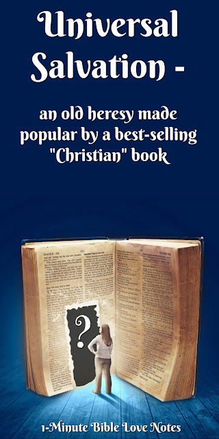 The Popular Heresy of Universal Salvation and Why We Should Not Hope For It