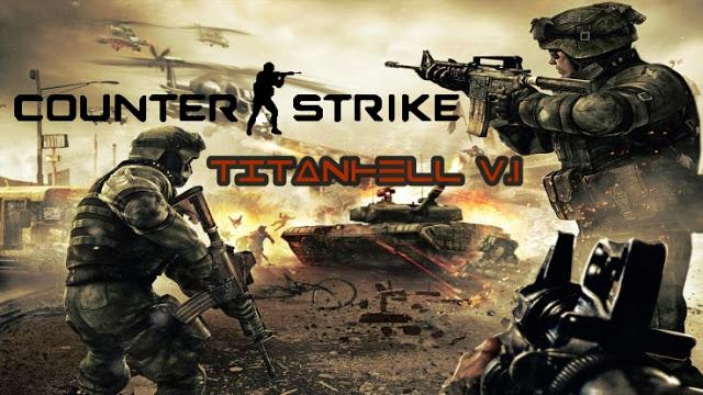 โหลดเกมส์ยิงปืน Counter Strike Titanhell