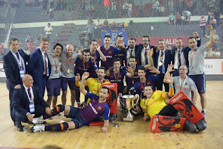 HOCKEY PATINES - Triplete para el Barça con la Copa Intercontinental