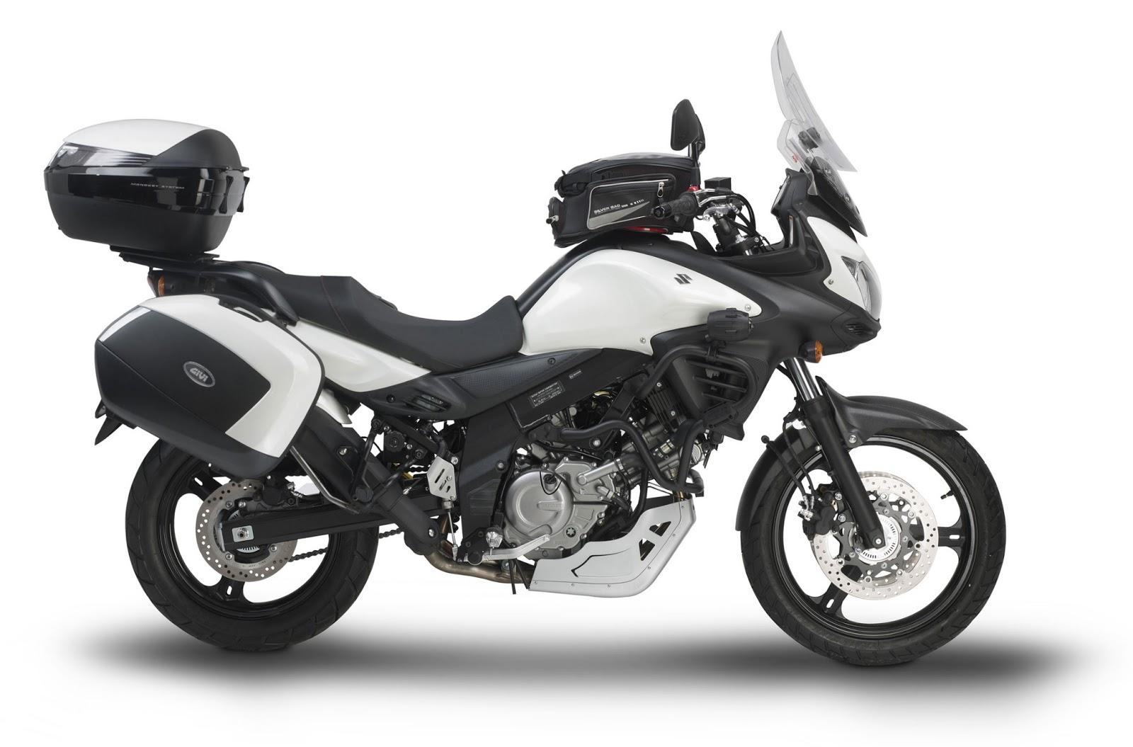 Full Picture Suzuki V Strom 650 Abs