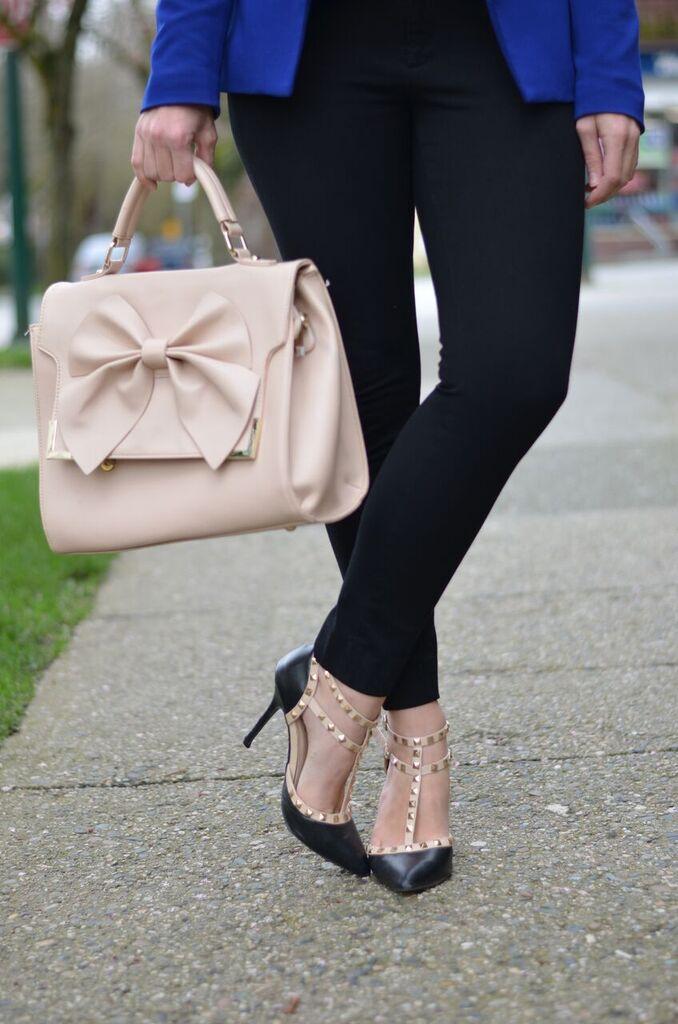 rockstud look alike shoes