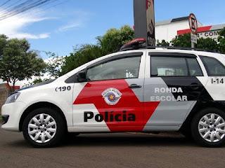 Polícia Militar de Iporanga apreende drogas com adolescente em ônibus escolar