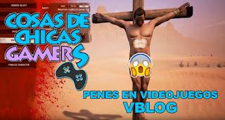 CONAN EXILES PENES EN VIDEOJUEGOS