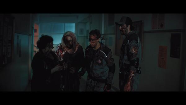 Los exterminadores del más allá contra la rubia del baño (2018) HD 1080p y 720p Latino