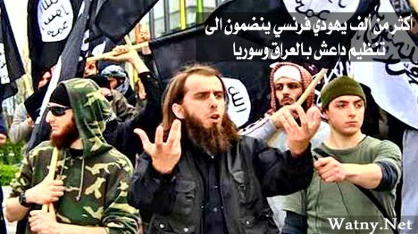 """""""داعش"""" يستعين بالمغاربة لتهديد فرنسا وأمريكا بعمليات إرهابية"""