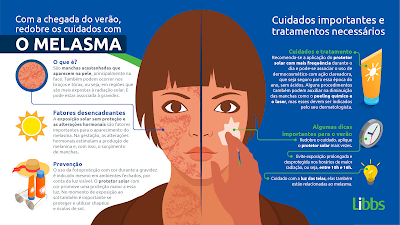 Quando uma pele apresenta sinais de melasma, os cuidados devem ser redobrados no verão