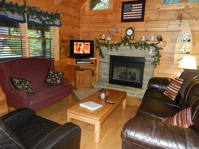 Youve Been Reviewed: American Charm - a Vacation Rental Cabin in