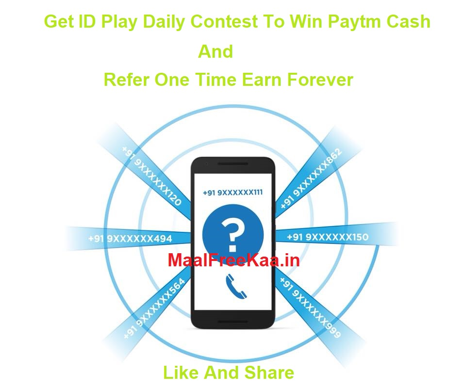 Refer Once & Earn Forever Daily Earn RS 25000 - Freebie Giveaway