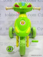 3 Sepeda Roda Tiga Merino 8508 Space Automotive
