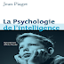 La Psychologie de L' intelligence PDF