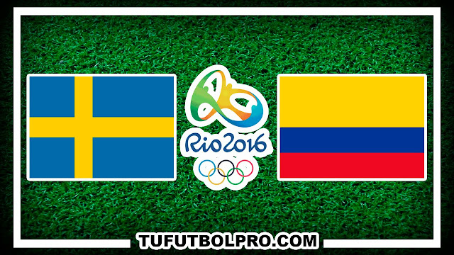 Ver Suecia vs Colombia EN VIVO Por Internet