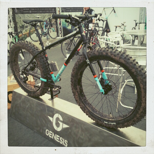 coastrider: The Prototype Genesis Fatbike