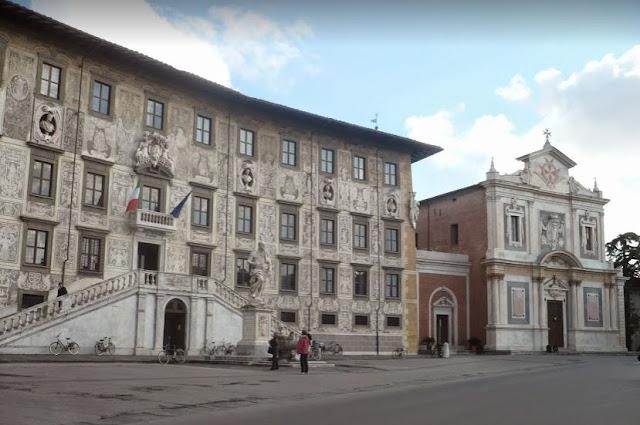 Palazzo della Carovana e Chiesa di Santo Stefano dei Cavalieri
