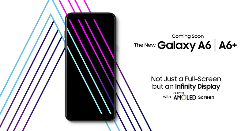 Samsung Galaxy A6 (2018) and Galaxy A6+ (2018) now official!