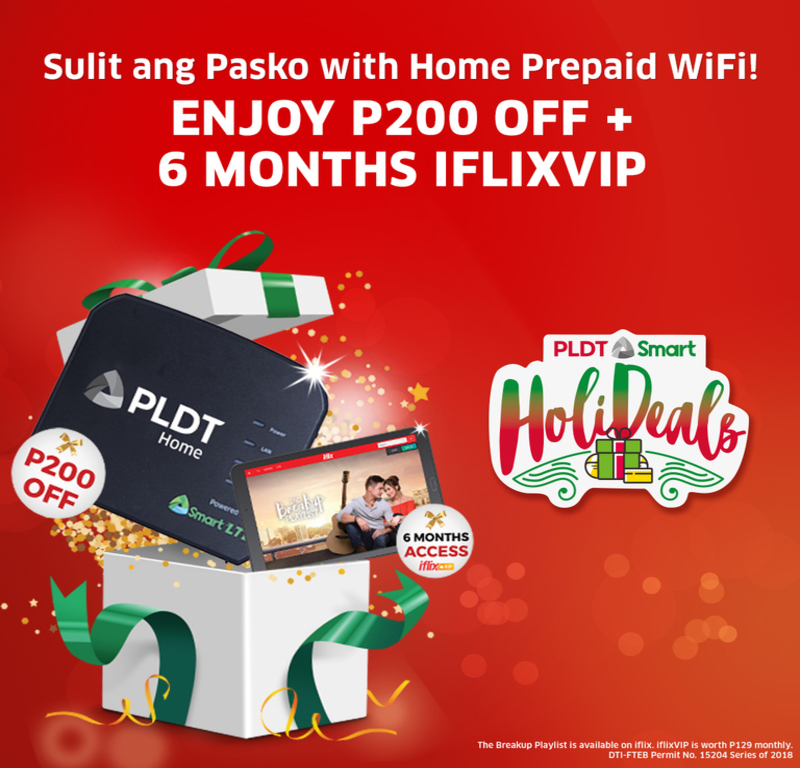 PLDT offers huge discount for its Home Prepaid WiFi