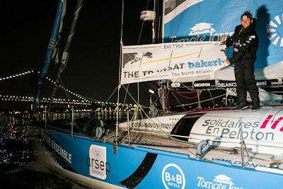 Thibaut Vauchel, skipper de Solidaires en Peloton, remporte le championnat