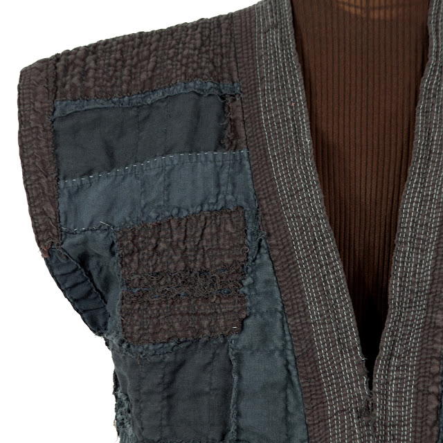 secret lentil artifacted boro influenced vest
