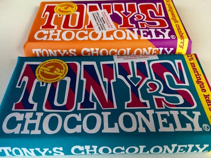 Der große Schokoladentest (2): Tony's Chocolonely