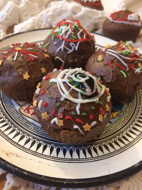 muffinki z kaszką manną