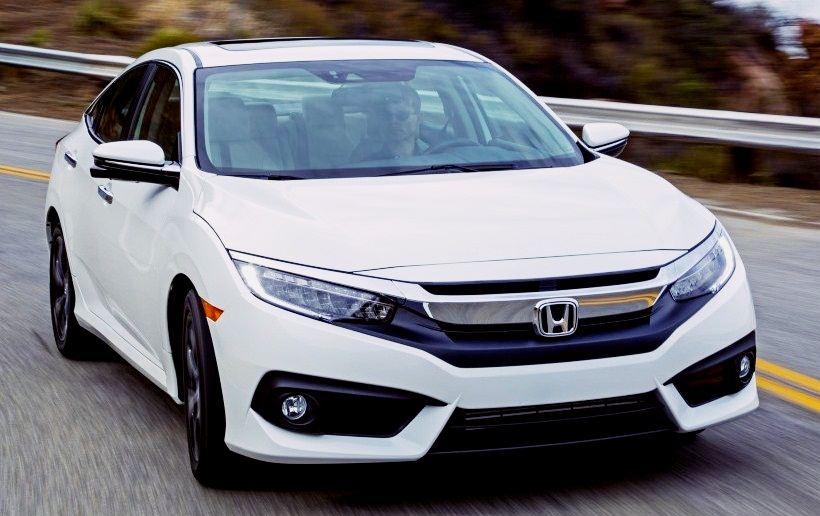 2016 Honda Civic Lx Sedan Cvt With Sensing Review
