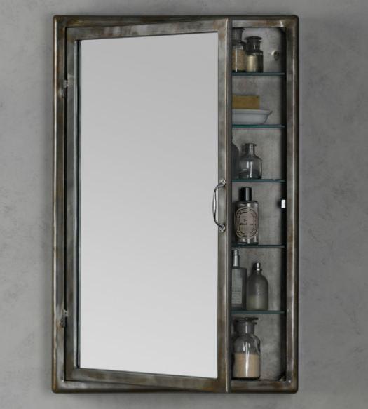 Lighted Mirrored Bathroom Cabinets