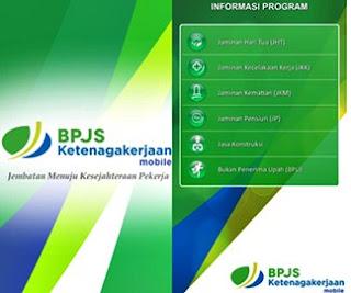Aplikasi BPJS Ketenagakerjaan