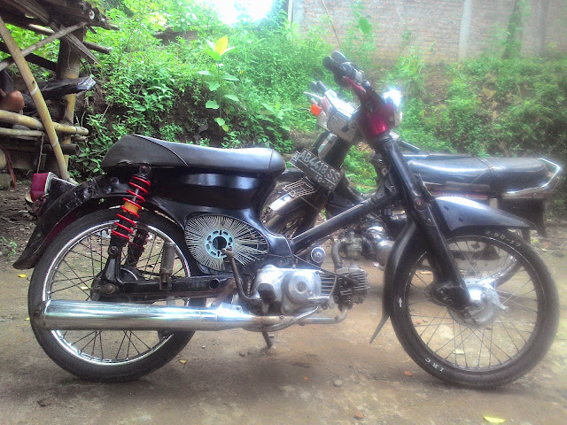 JUAL MOTOR BEKAS     Dijual honda pitung   Surat komplit   Mesin sehat,   Alamat: Pleret, Bantul, Yogyakarta.      Harga Rp 1.000.000.      Whatsapp: 08179442249